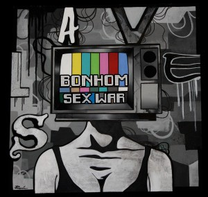 Bonhom-SEX-WAR-COVER